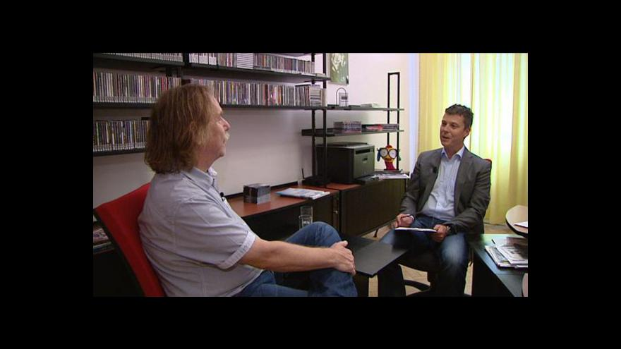 Video Rozhovor s Jaromírem Nohavicou