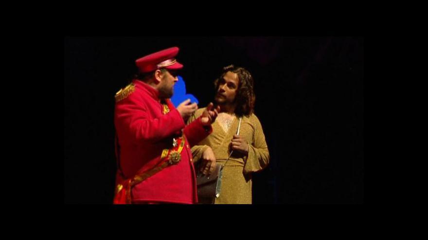 Video Reportáž K. Kačmarské o Letních shakespearovských slavnostech