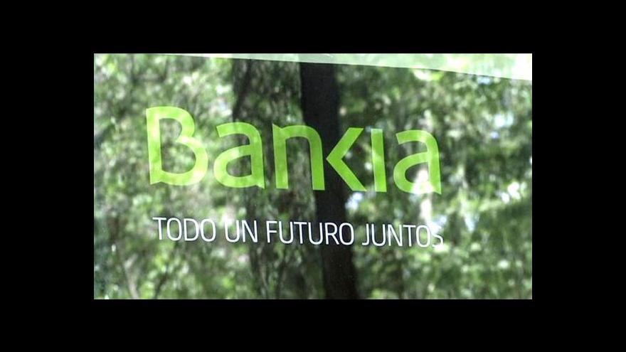 Video Německo je pro pomoc španělským bankám