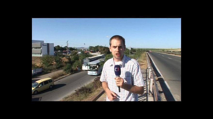 Video Události k atentátu v Burgasu