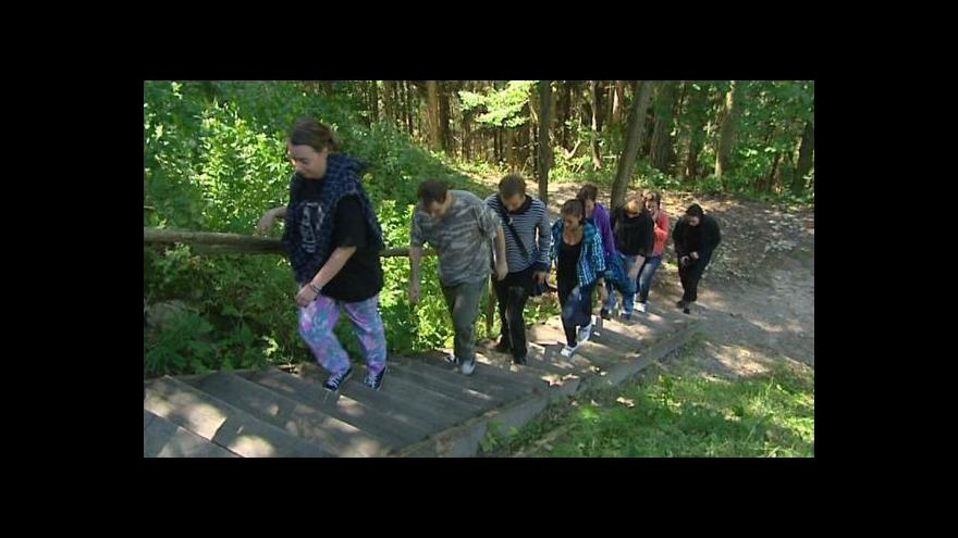 Video Reportáž Přemysla Šrámka ze zříceniny hradu Vízmburk
