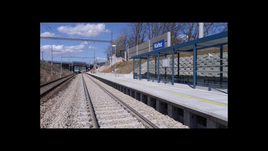 Video Dražší železniční mýto