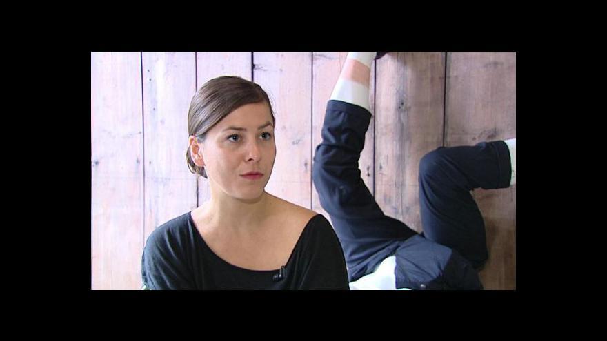 Video Reportáž T. Radvákové o výstavě