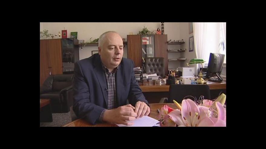 Video Hovoří náměstek brněnského primátora Oliver Pospíšil (ČSSD)