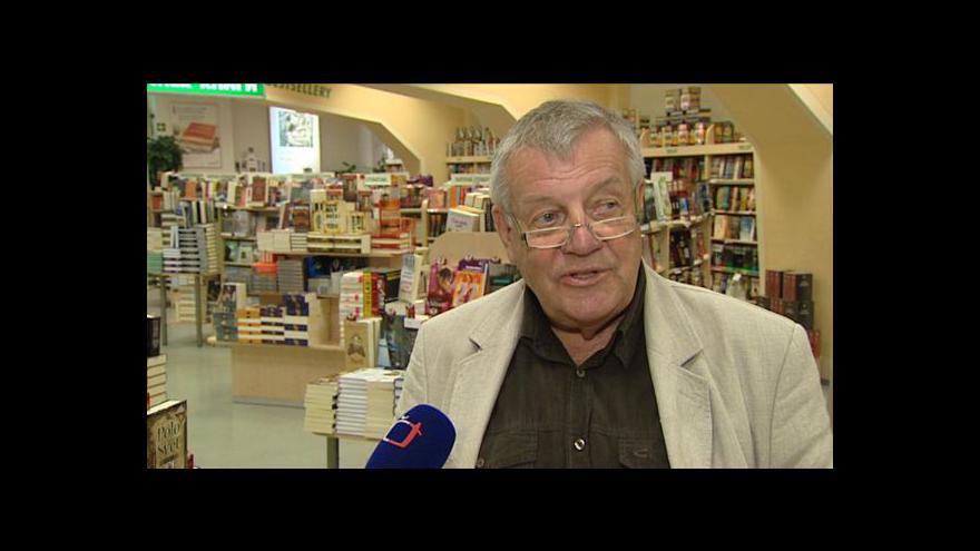 Video Knižní tipy Karla Hvížďaly