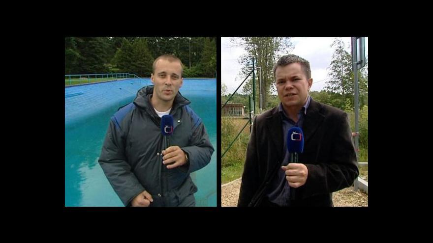 Video Reportáže Antonína Bruštíka a Zdeňka Mlnaříka
