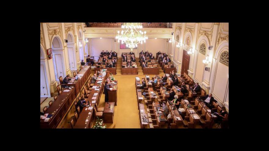 Video Tisková konference po skončení jednání vlády - ČSSD