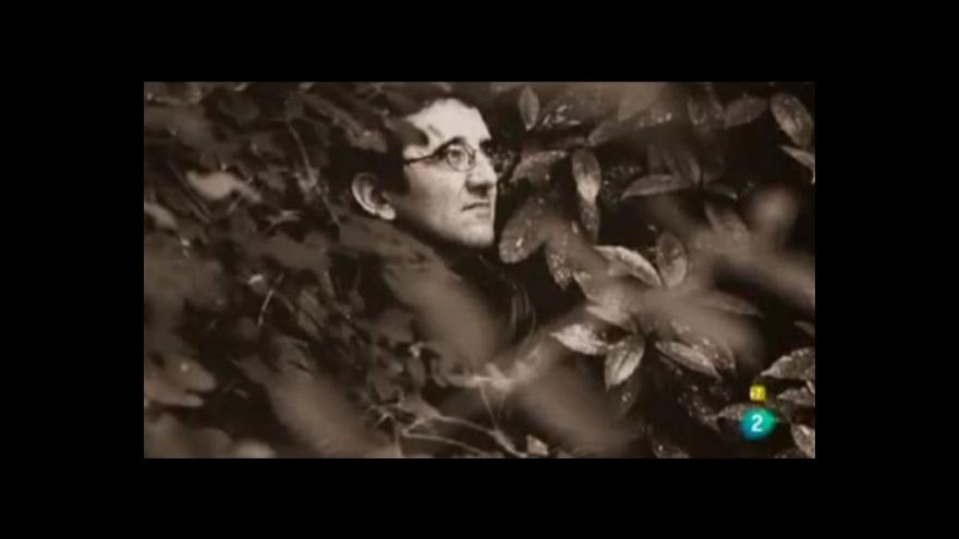 Video Reportáž Evy Spáčilové o Robertu Bolañovi