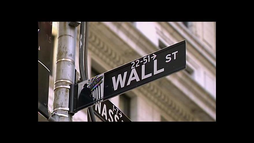 Video Výsledková sezona na Wall Street