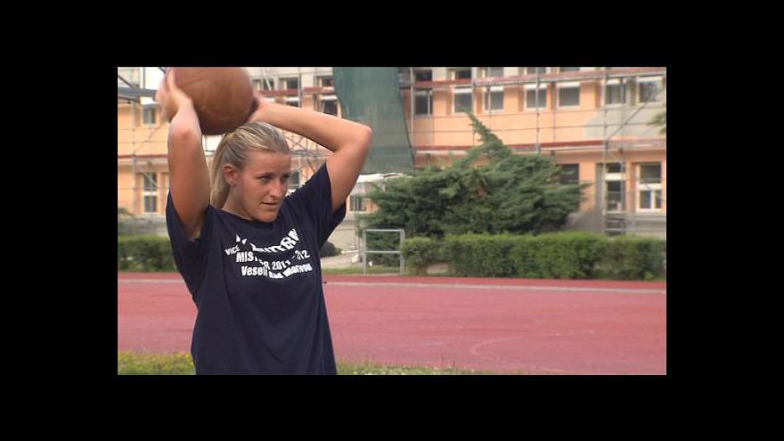 Video Rozhovor s Helenou Štěrbovou