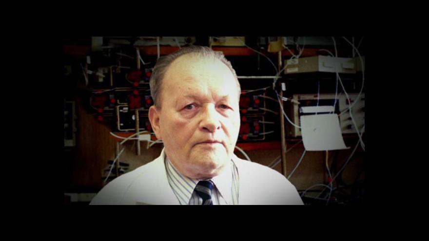 Video Události: Zemřel Antonín Holý
