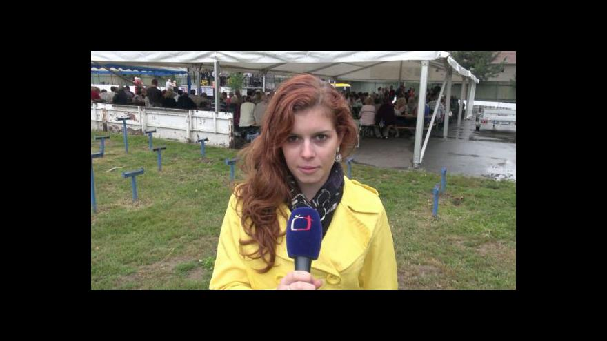 Video Reportáž Jolany Klímkové