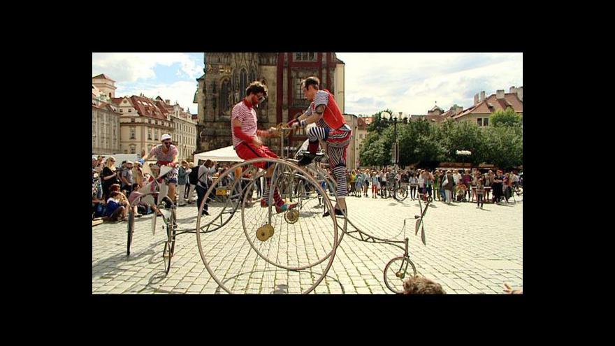 Video Jakub Vedral a Petr Boháč o festivalech