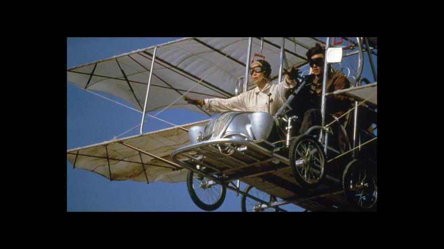 Video Ukázka z filmu Arizona Dream