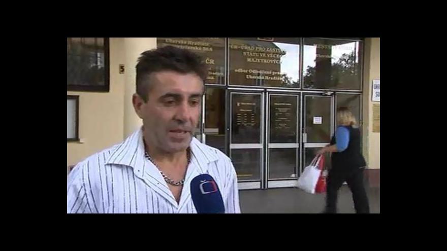 Video Hovoří zastupitel František Abrhám (KDU-ČSL) a obyvatelé Mistřic