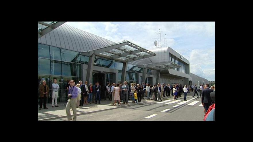 Video Varšava má nové mezinárodní letiště