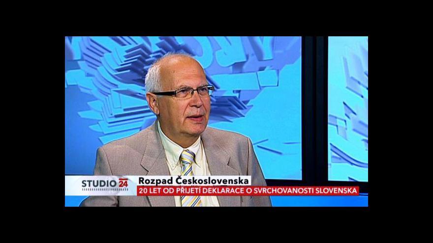 Video Rozhovor s Vojtěchem Čelkem