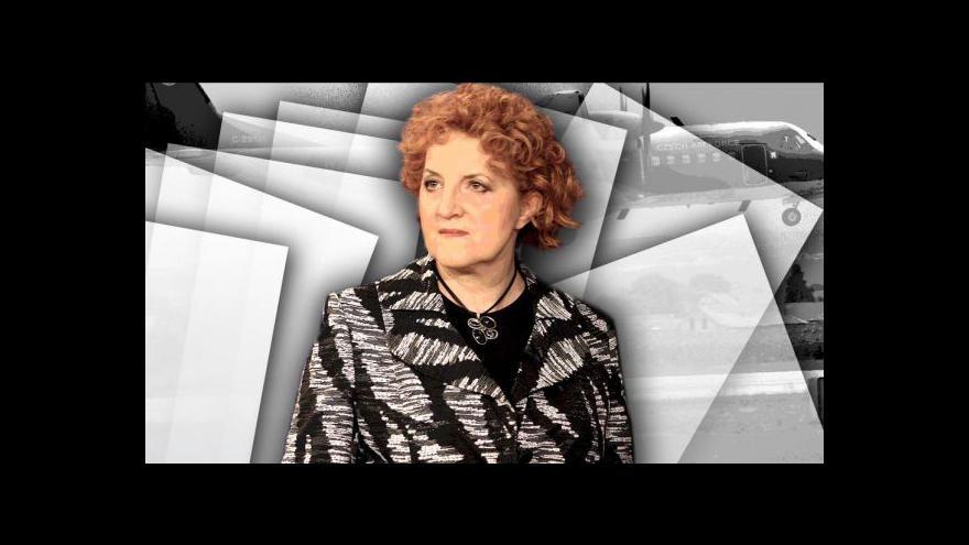 Video Události o kauze Parkanová