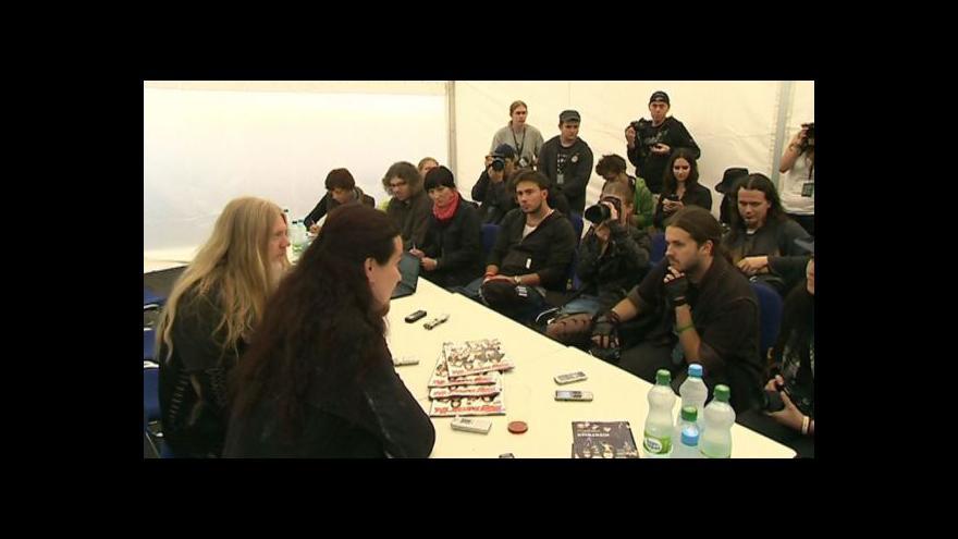 Video NO COMMENT: Sobotní vrchol festivalu Masters Of Rock