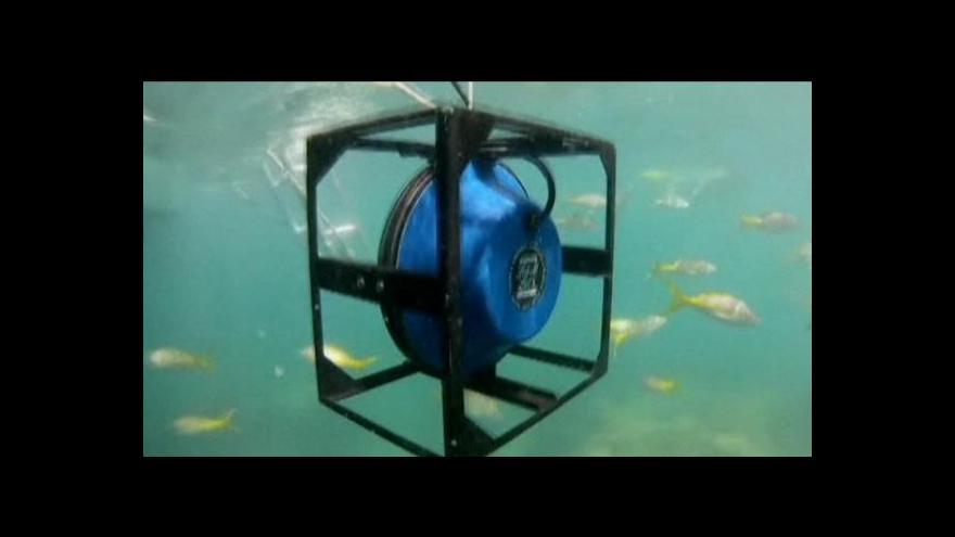 Video Podmořský hudební festival