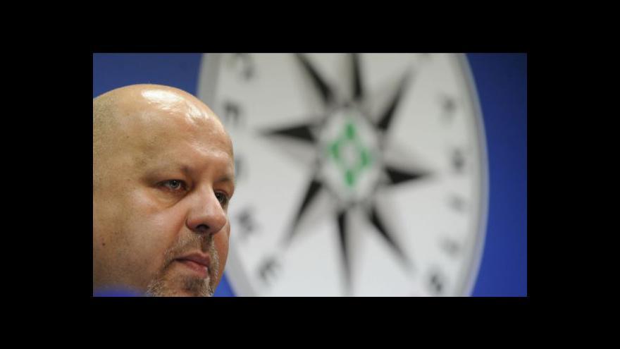 Video Petr Lessy hostem Událostí, komentářů