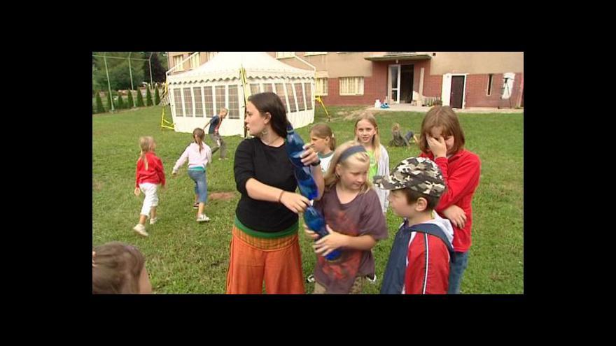 Video Příměstský tábor v Chrudimi