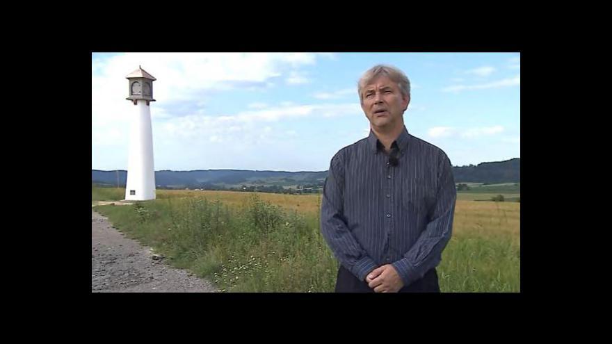 Video Na povodně vzpomíná starosta Olešnice Zdeněk Peša (nez.)