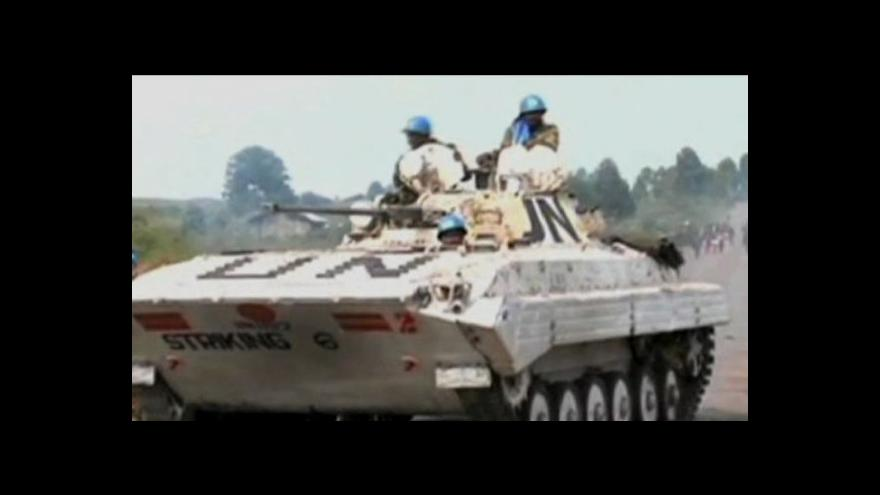 Video Kongo a Rwanda se dohodly na potlačení rebelů