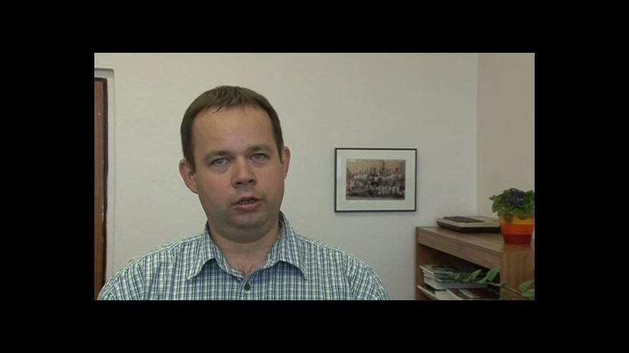 Video Hovoří vedoucí bezpečnostního výzkumu Pavel Čeleda
