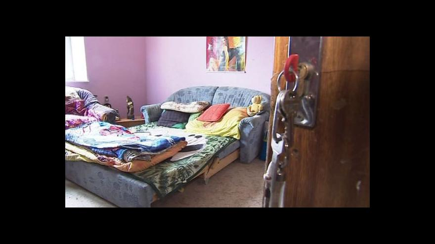 Video Jan Pešta o bydlení v ubytovně