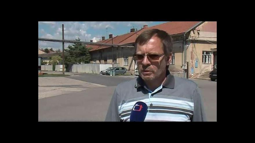 Video Hovoří provozní vedoucí Dalibor Ježorek z firmy ICEC