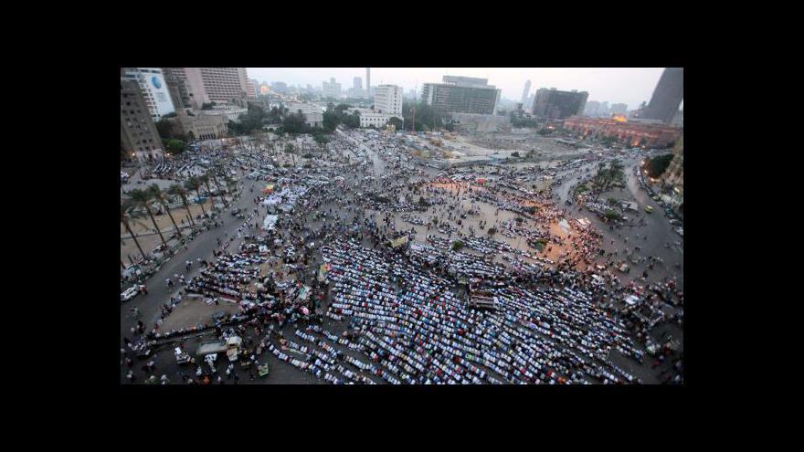 Video Spor o egyptský parlament musí vyřešit odvolací soud