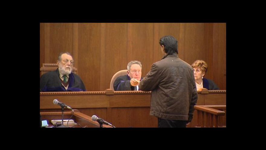 Video Události, komentáře ke smrti soudce Studničky