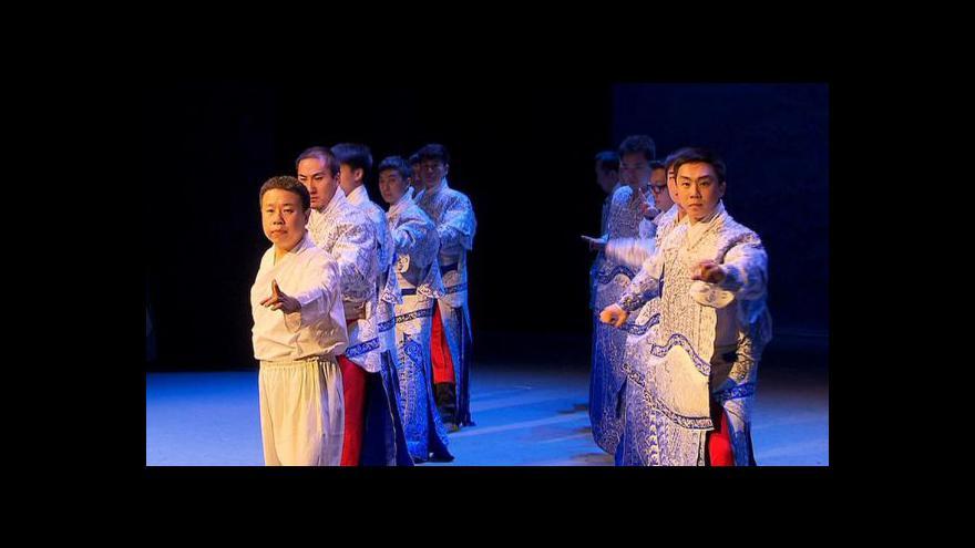 Video Feng-yün Song v Událostech, komentářích