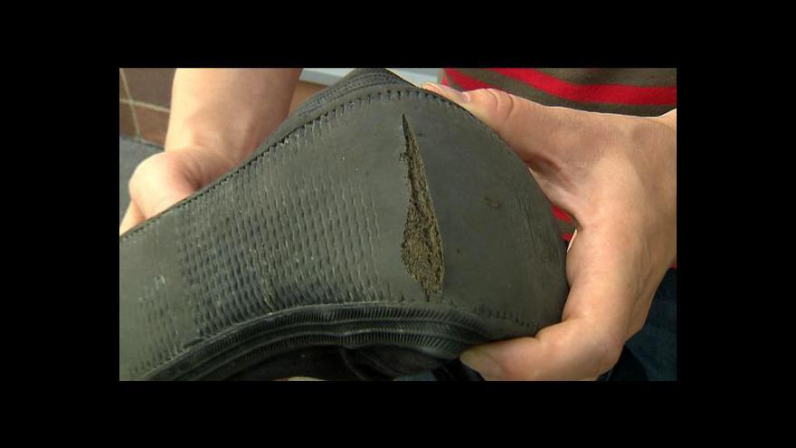 Video Reportáž Evy Davidové o módní obuvi