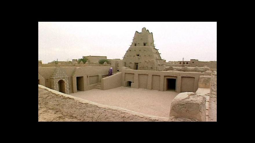 Video Sousední státy Mali chtějí zasáhnout proti islamistům
