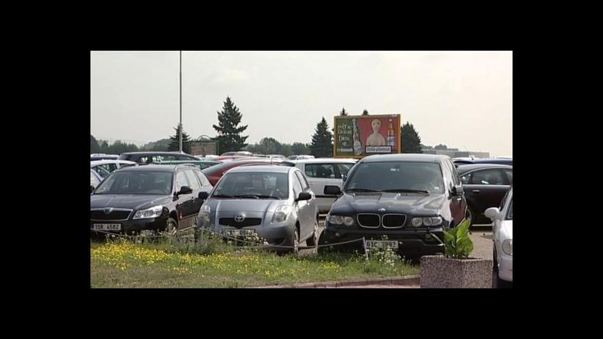 Video NO COMMENT: Brněnské letiště bojuje s nedostatkem místa