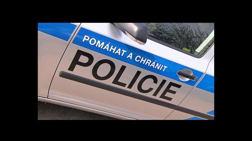 Video Telefonát policejního mluvčího Jana Melši