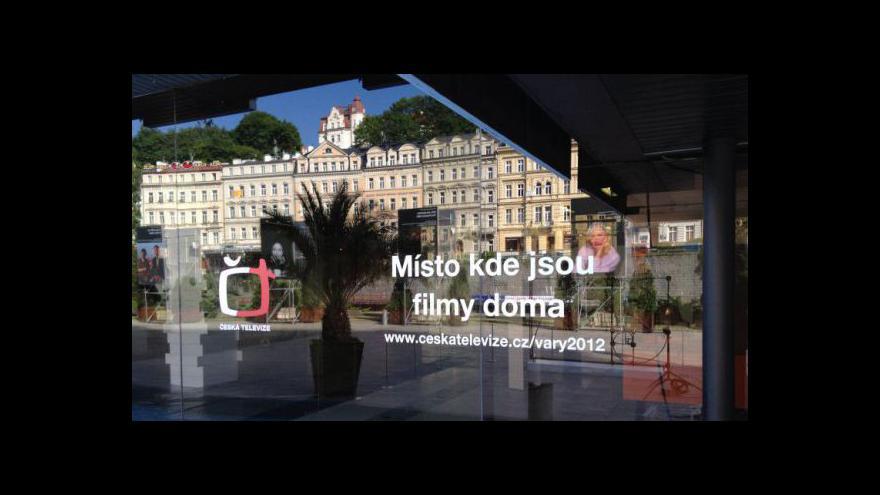 Video Prezentace ČT na MFF Karlovy Vary