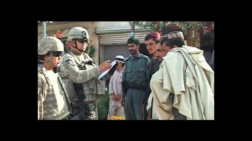 Video Pákistán otevřel trasy pro zásobování NATO v Afghánistánu