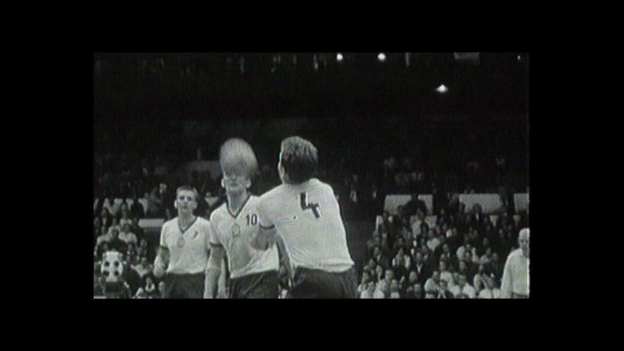 Video Josef Musil, český volejbalista století, slaví osmdesátiny