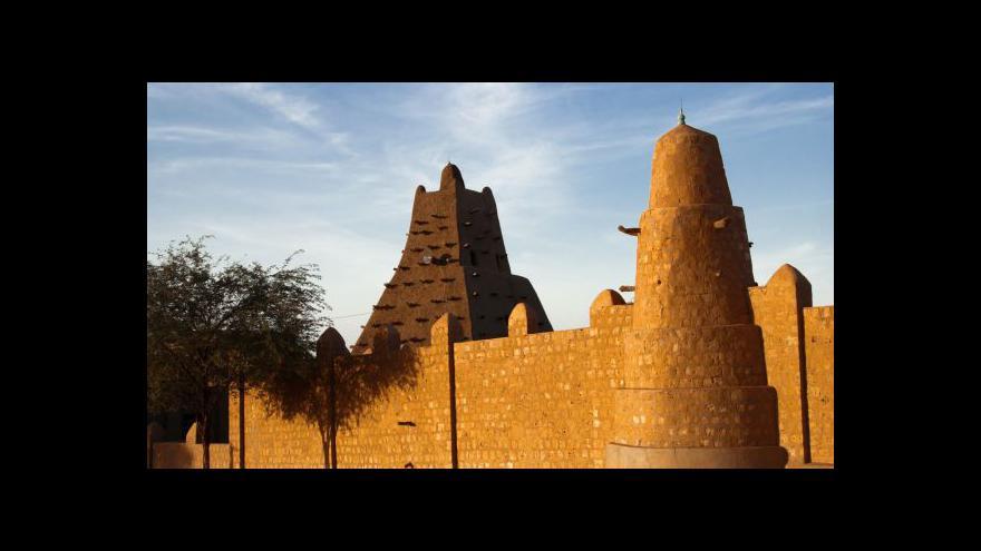 Video Jakub Kydlíček o situaci v Mali