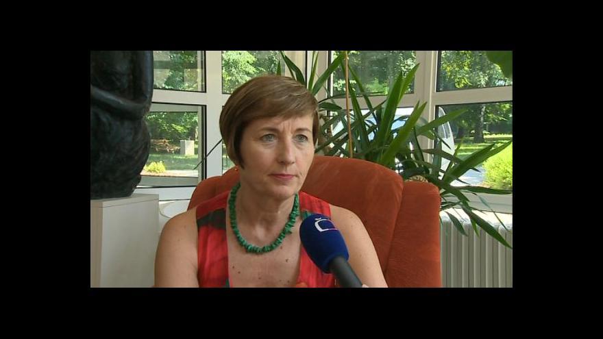 Video Dětská psycholožka Alena Plšková je ke znakování více skeptická