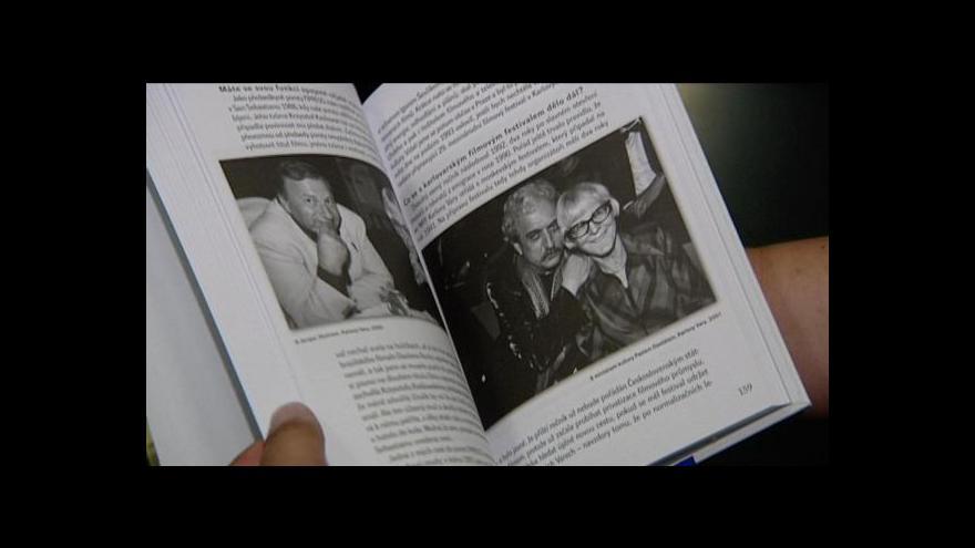 Video Petr Fischer o knize Evy Zaoralové