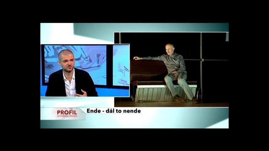 Video Rozhovor s Dušanem D. Pařízkem