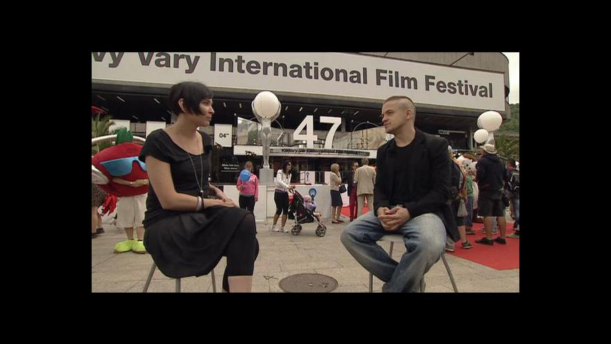 Video Rozhovor s Jiřím Mádlem