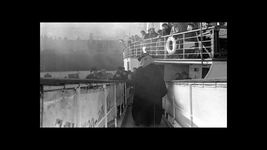 Video Ukázka z filmu Sloní muž