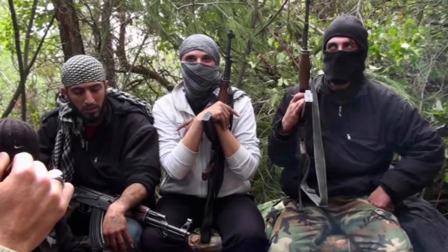 Video Zpravodaj ČT: Američané mají školit menší skupiny povstalců v Turecku