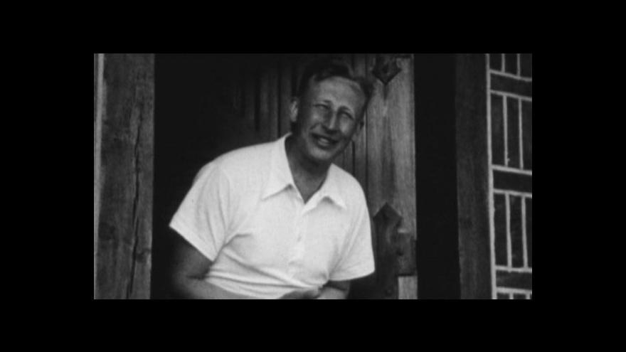 Video Lenka Drmotová o posledním díle cyklu Heydrich - konečné řešení
