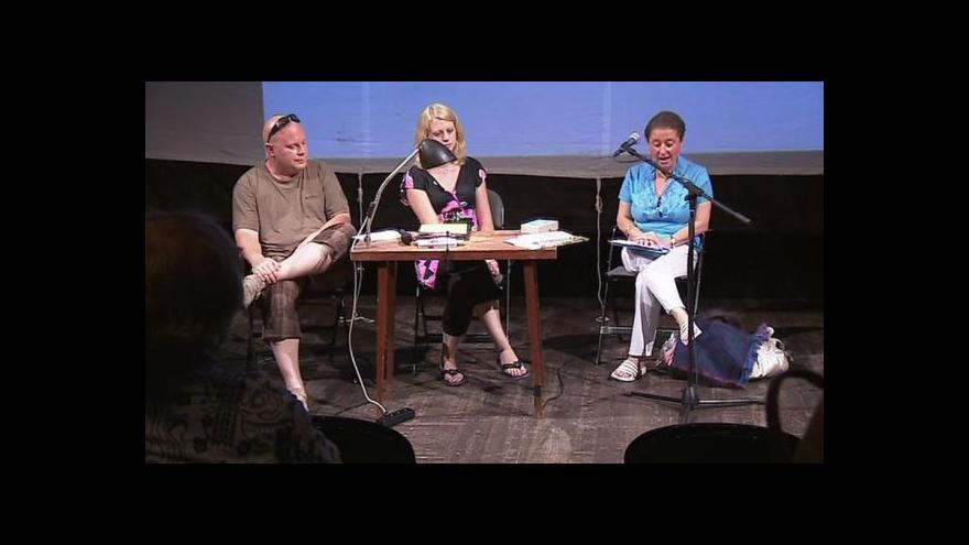 Video Začal Měsíc autorského čtení 2012